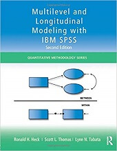 Best Multilevel and Longitudinal Modeling with IBM SPSS Book