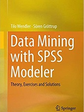 Best books to learn Data Mining with SPSS Modeler