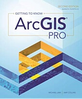 best ArcGIS pro books for beginners