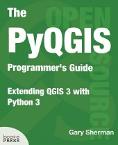 best books to learn python QGIS