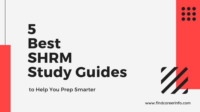 Best SHRM Study Guides to Help You Prep Smarter