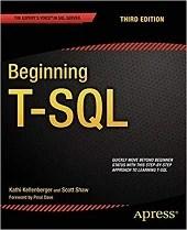 Best T-SQL Books for beginners