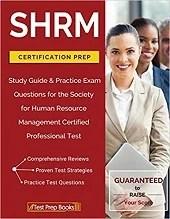 best SHRM Certification Prep Study Guide