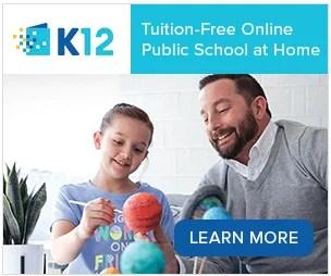 k12 Tuition free online public school review