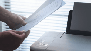 What business documents should be shredded