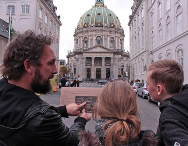 Drabet ved Amalienborg Slot med Solve a Mystery