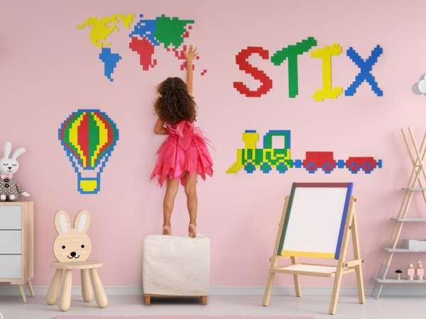 STIX Vægdekoration