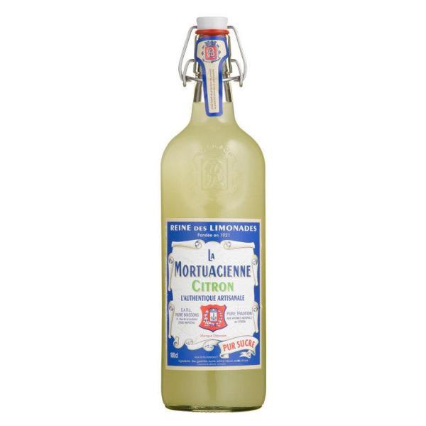 Fransk lemonade m. citron, 1 liter