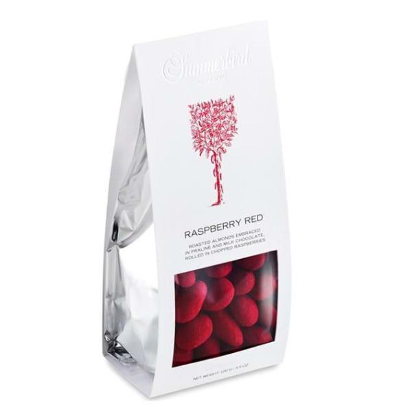 Raspberry Red mandler, Summerbird