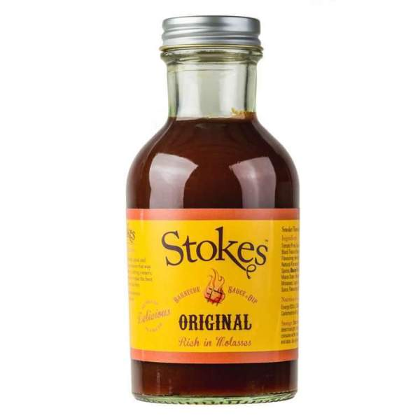 Barbeque Sauce - Stokes