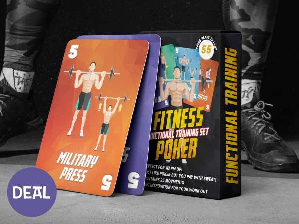 Fitness Poker - Crossfit