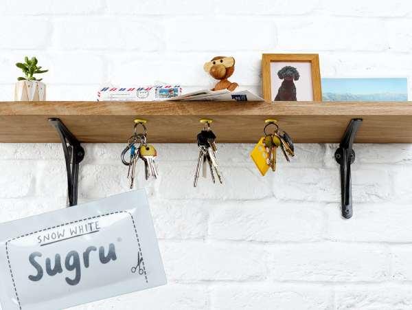 Sugru Reparationsmasse - Organise Small Spaces Kit
