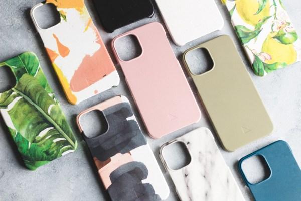 Komposterbart cover iPhone 12 og 12 pro