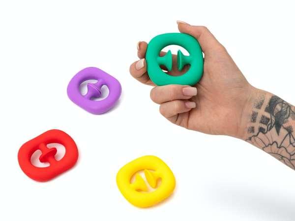 Plop It! Fidget Toy - Gul