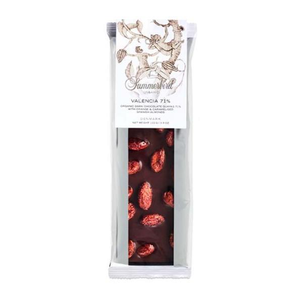 Chokoladeplade, Valencia 71%, Summerbird