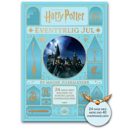 Harry Potter: Eventyrlig jul - Indbundet