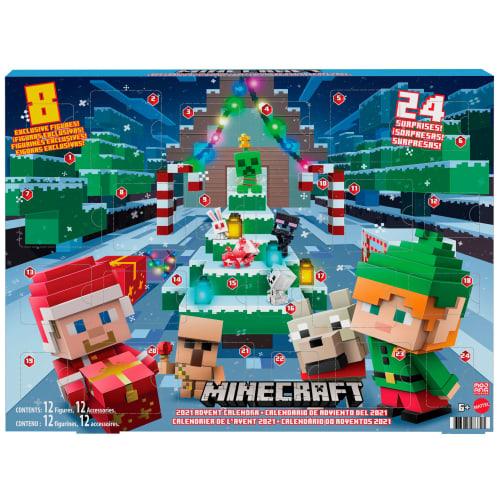 Minecraft julekalender