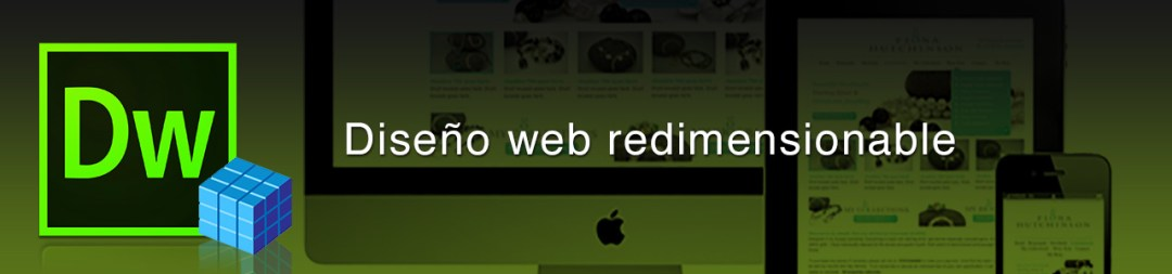 Diseño web redimensionable