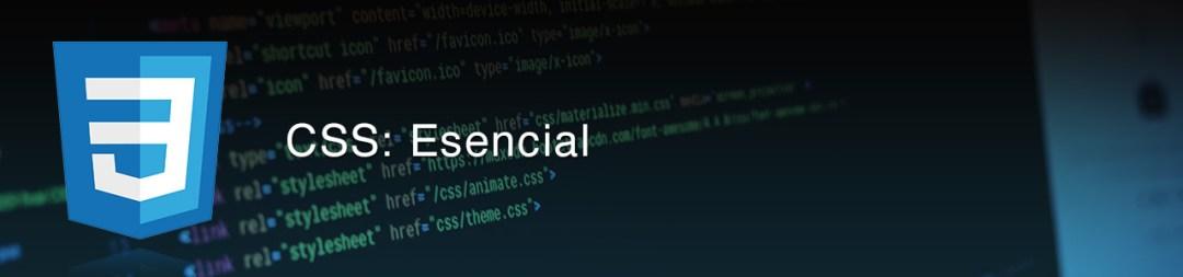 CSS: Esencial