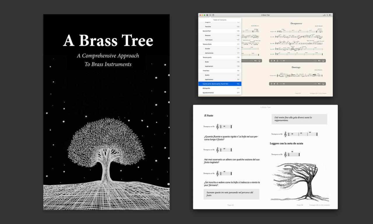 A Brass Tree