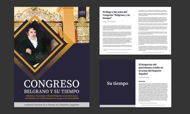 Congreso Belgrano y su tiempo