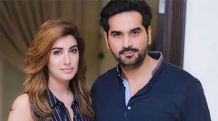 Mehwish Hayat wishes Pakistan's 'biggest superstar' Humayun Saeed as he turns 49