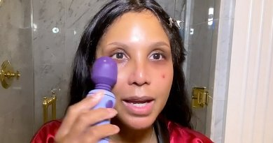 Toni Braxton Says She Uses a Vibrator to De-Puff Her Under-Eyes: 'My Real Beauty Secret'