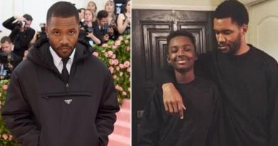 Frank Ocean's brother Ryan Breaux pronounced dead after car crash
