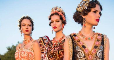 Dolce & Gabbana's New Film Is A Lush Love Letter To Sicily
