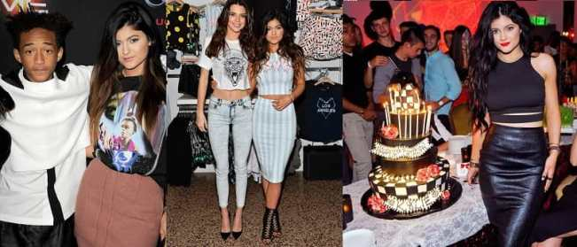 kylie jenner sweet 16