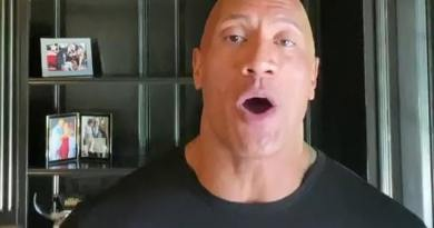 rock asked where are the trump