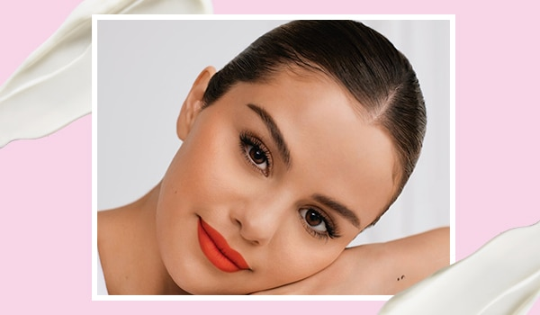 Selena Gomez skincare and makeup tips