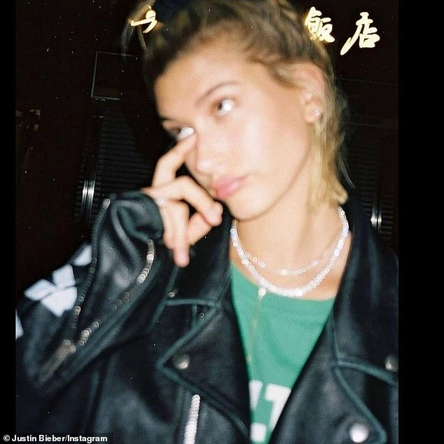 Justin Bieber celebrates wife Hailey's birthday