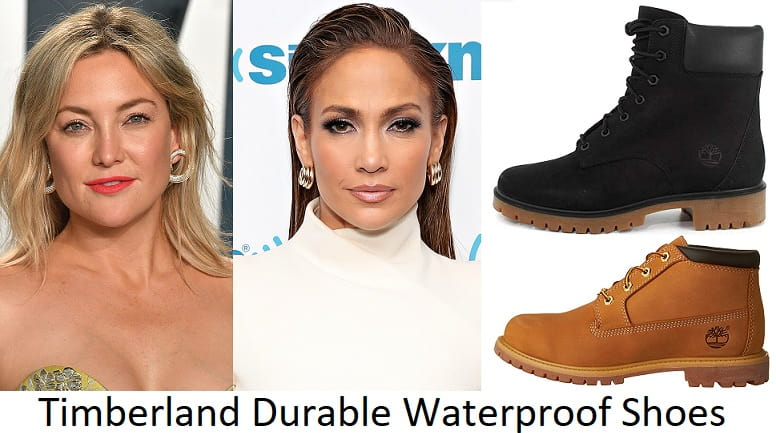 Kate Hudson and Jennifer Lopez Love These Durable Winter Boots