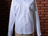 FK-B.D DELUXE OXFORD L/S (WHITE)