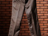 FK-GENUINE TROUSERS (BROWN)