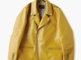 FK-RIDERS JKT/UK Ⅱ [YELLOW] ¥170,000-