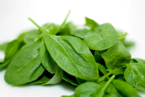 Spinach for Breast Cancer