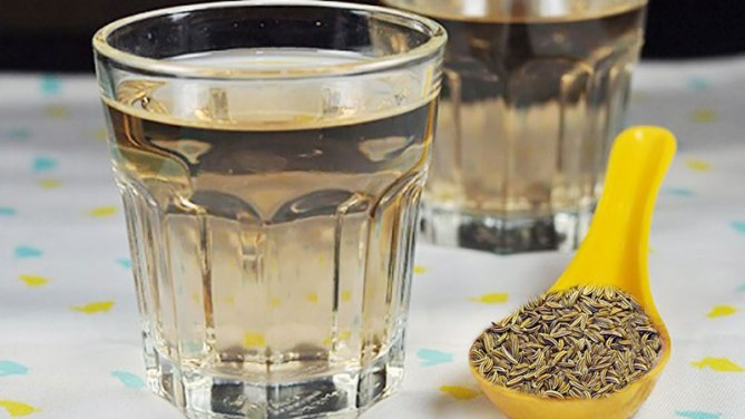 Jeera Water for Polycystic Ovaries Syndrome (PCOS)
