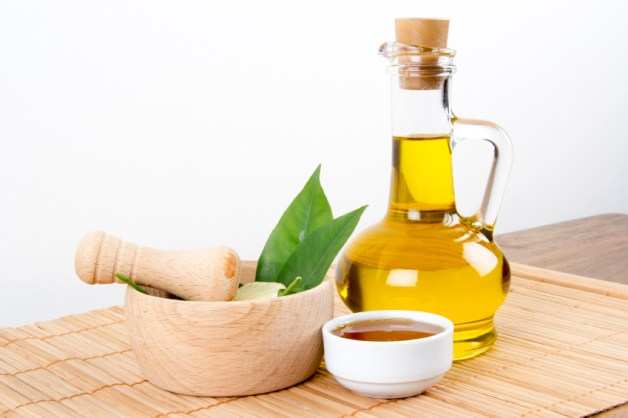 Olive Oil and Honey for Skin