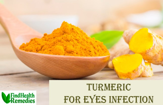 Turmeric for Eyes Infection