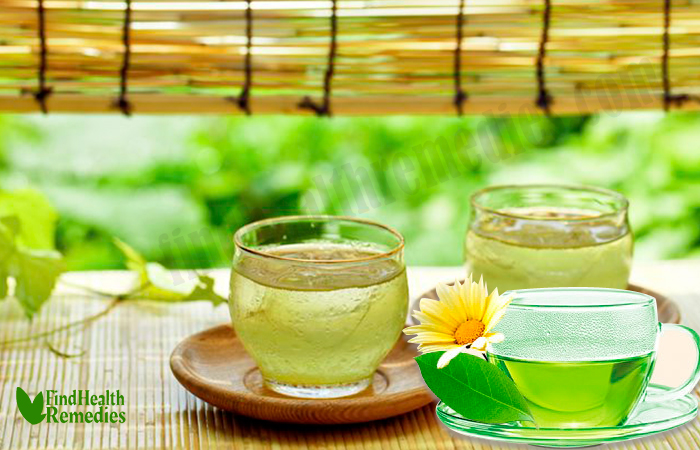 green-tea-to-treat-dehydration