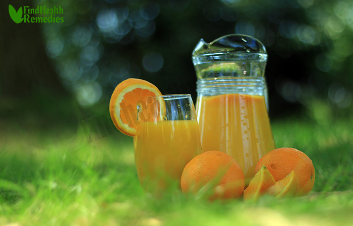 orange-juice-to-treat-dehydration