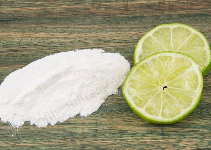 Lemon Juice and Baking Soda for Phlebitis