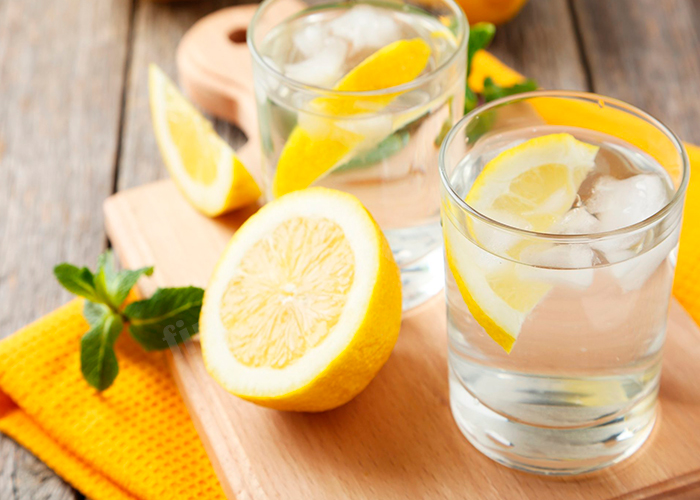 Lemon Water for Lose Belly Fat
