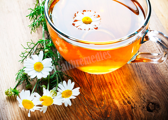 Chamomile Tea for Blood Clots during Period