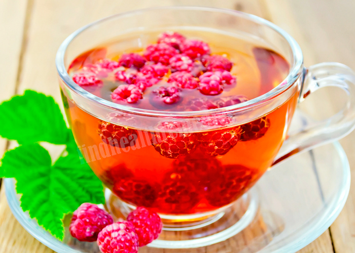 Red Raspberry Leaf Tea for Blood Clots during Period