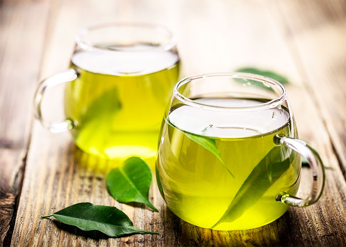 Green Tea for Skin Infections