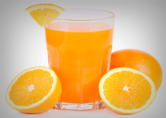 Orange Juice for TB (Tuberculosis)