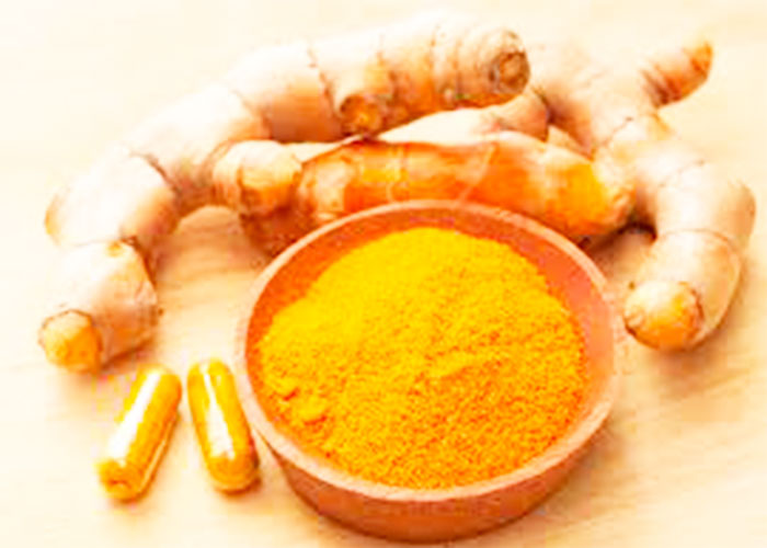 Turmeric for Skin Infections